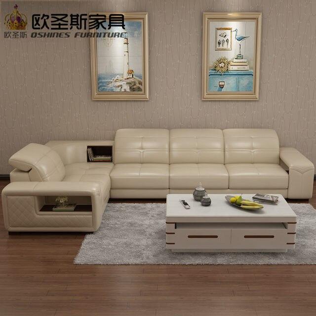 Tienda Online 2017 Nuevo L forma seccional moderno muebles de sala ...