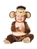 Halloween Baby Infant Monkey Romper Kids Onesie Suit Animal Costume Novelty Shapes Child autumn and winter Clothing