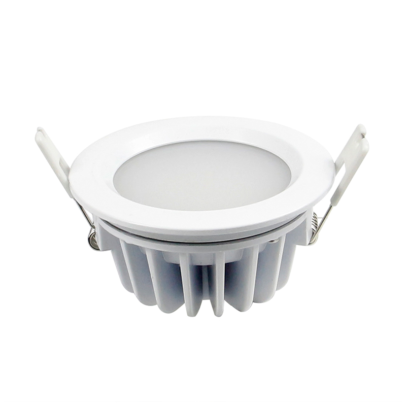 Vanntett LED Innfelt Downlight IP65 5W 7W 9W 12W 15W LED taklampe for - LED-belysning