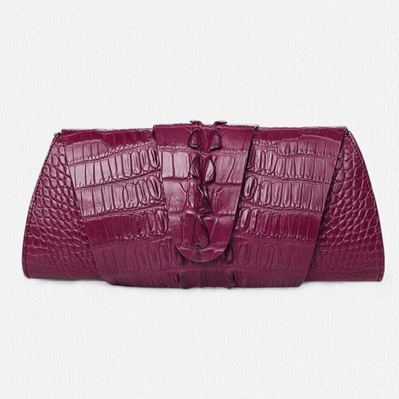 Gete 2016 new Thai crocodile women handbag single shoulder inclined bag leather crocodile women chain bag dinner packages  new gete2016 crocodile handbag fashion chain bag shoulder bag his dinner bag handbag bag lady