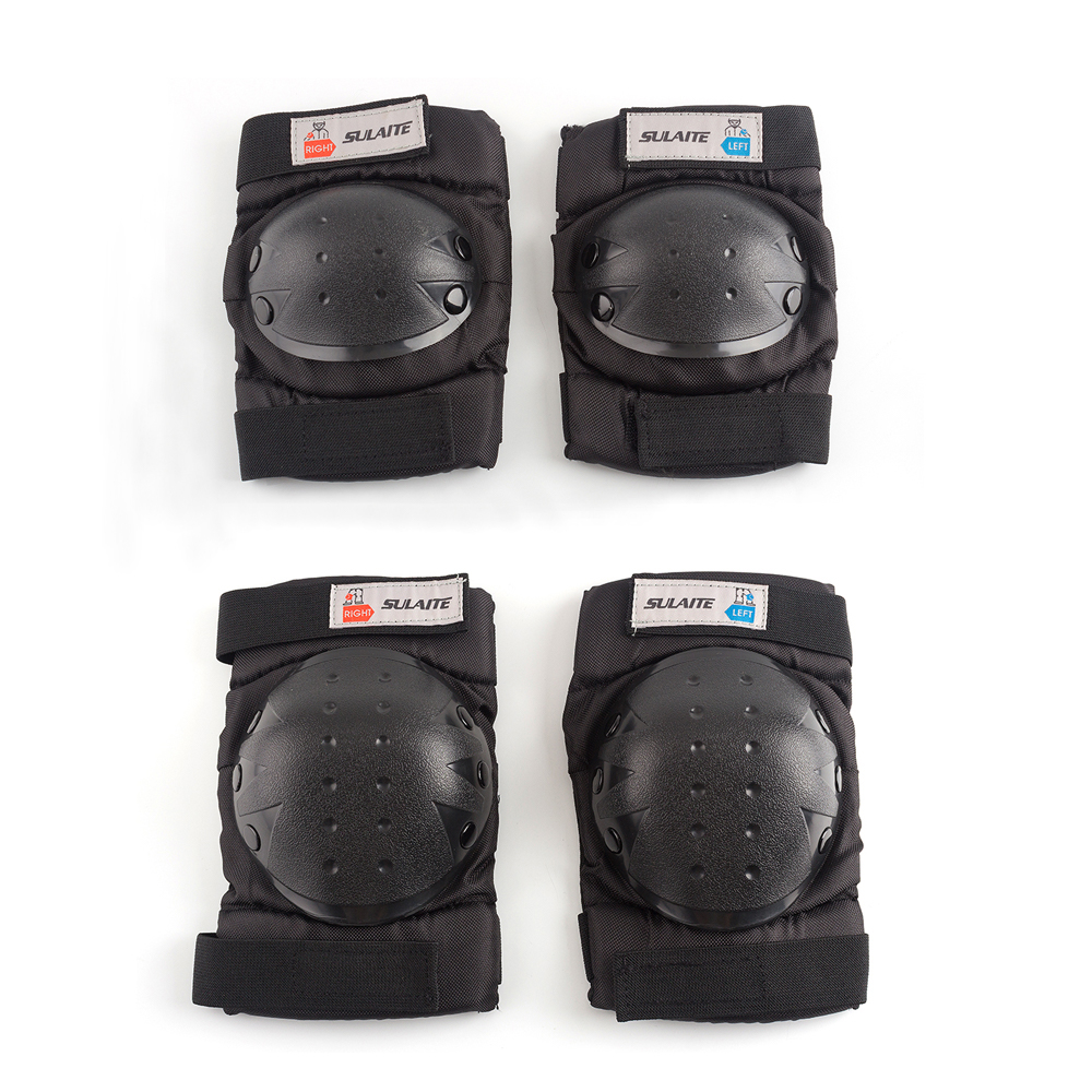 Elbow Knee Pads Snowboarding Bike Cycling Protection Set Dancing Knee Brace Support MTB Downhill Tape Motorcycle Knee Protector