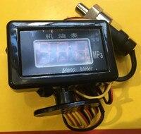 Brand New Auto Tuning Gauges Digital Oil Pressure Gauges Fuel Pressure Meters for Sale