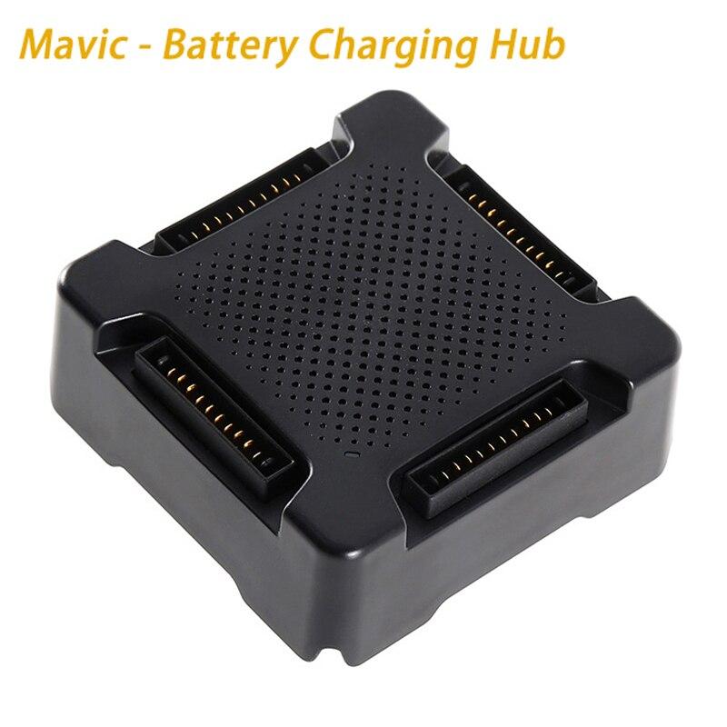 Originele DJI Mavic pro charger Batterij Opladen Hub voor Mavic pro Quadcopter Drone Accessoires