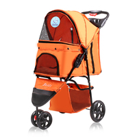 lk670-cheap-portable-3-eva-wheelquality-cotton-mat-oxford-pet-stroller-one-button-foldable-cat-dog-teddy-carrier-15kg-bearing