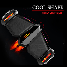 New arrival hoverboard gyroscope overboard hover board electric skateboard oxboard giroskuter 8 inch led light electric scooter