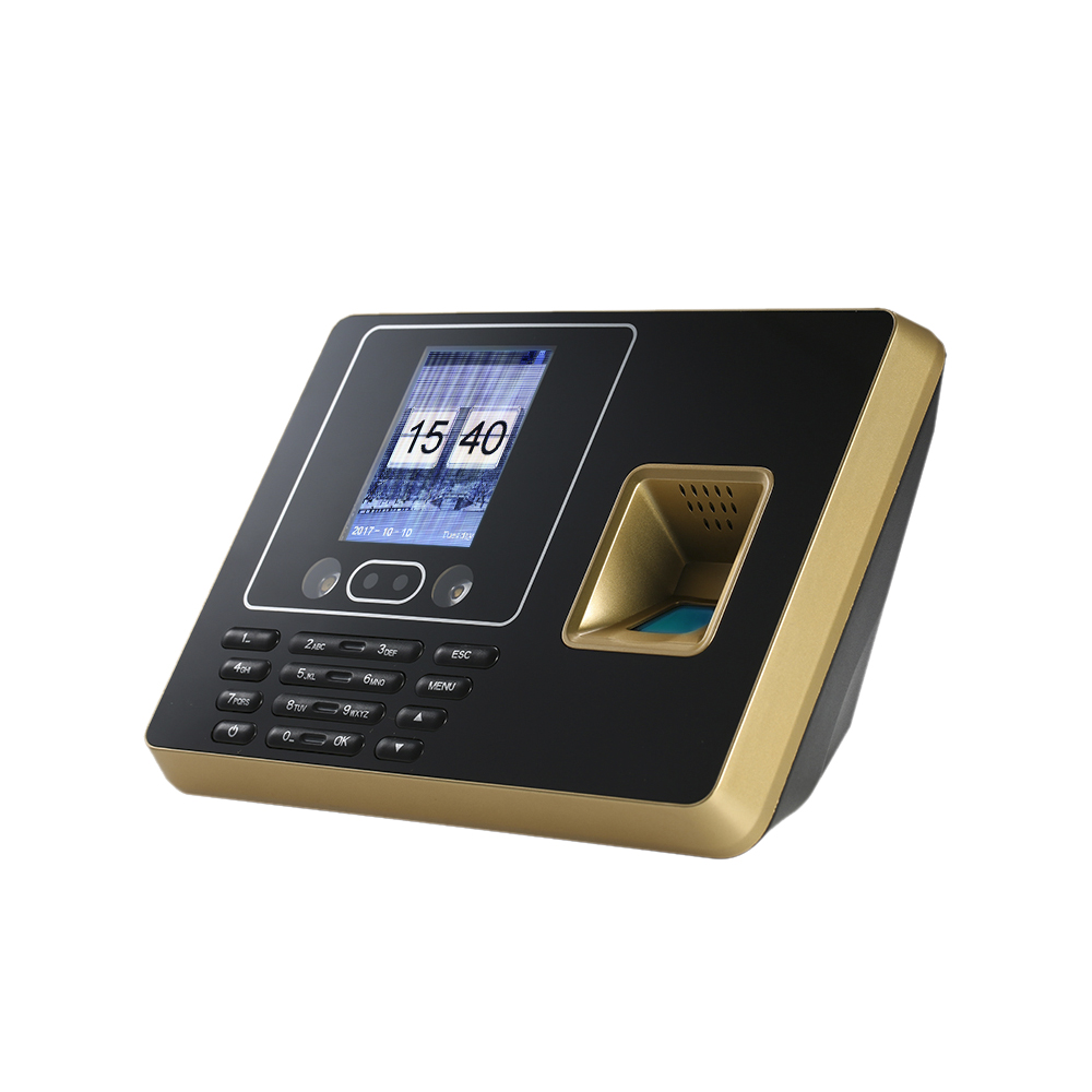 Biometric Fingerprint Attendance Machine TCP/IP 2.8inch Color Screen Employee Checking-in Recorder a c081 tcp ip biometric fingerprint time clock recorder attendance employee electronic time recording device