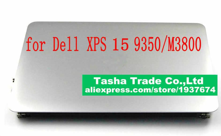 """لديل M3800 XPS 15 9530 15.6 """"شاشة عرض LED تعمل باللمس LCD الجمعية الكاملة 3200*1800 جديد الأصلي"""