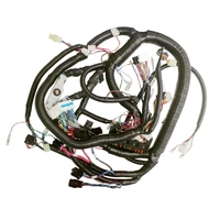 EX200 5 Inner Wiring Harness for Hitachi Wire Cable to Connect the Controller and Monitor|harness|harness wire|harness cable -