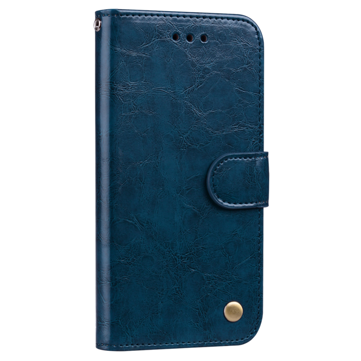 Luxury PU Leather Wallet TPU Soft Silicone Flip Phone Case Cover For Huawei Mate 10Lite Nova2i Smartphone Global Version Coque