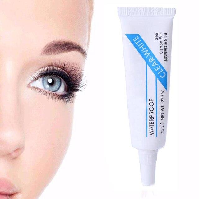 e30f7323a81 12pcs Fashion Eyelash Glue For Lashes Eyelash Extension Glue For False  Eyelashes makeup