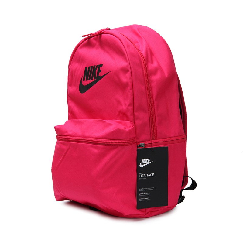 88866095163c Original New Arrival 2018 NIKE Sportswear Heritage Unisex Backpacks Sports  Bags-in Training Bags from Sports   Entertainment on Aliexpress.com
