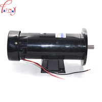 750W Permanent Magnet DC High Speed Motor DC220V Speed Regulating High Power Forward and Reverse Motor High Torque Motor