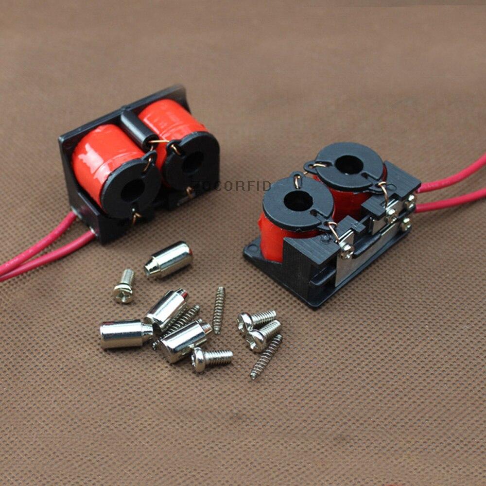 DC9-12V 1073 Electric Control Lock Universal Electric Rim Lock Coil