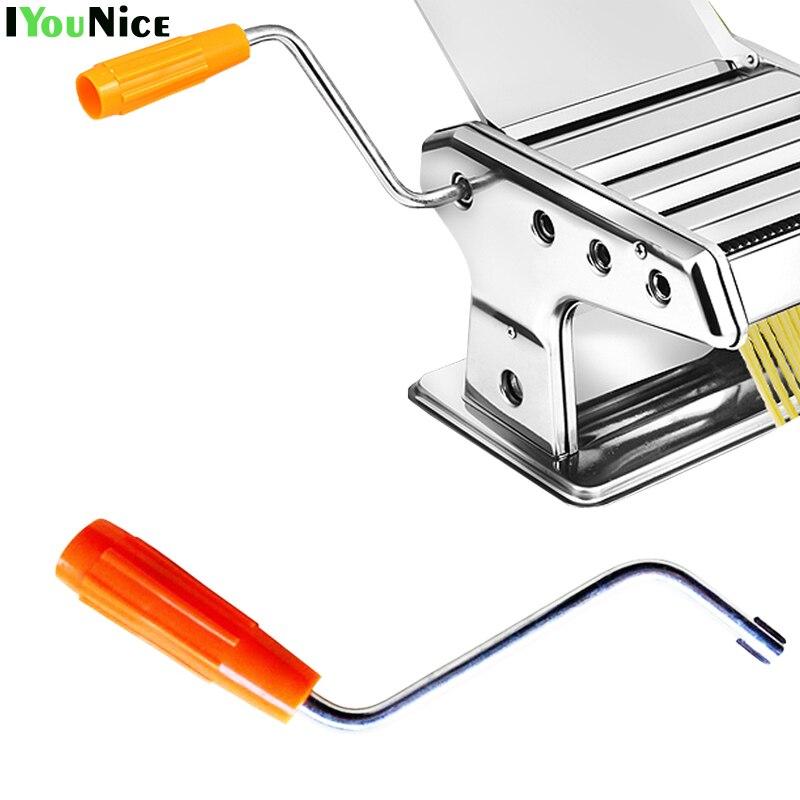 Iyounice Manual Handle For Noodle Machine Universal Handle