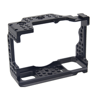 A9 Camera Stabilizer Cage Plate A7R3 Camera Cage for Sony A7R III / A7M3/ A7 III With Arri Locating Hole 4/1 8/3 Threads hole