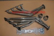 Fit Chevy Big Block 67-72 V8 Stainless Steel Long Tube Header Manifold Exhaust