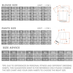 Image 5 - X TIGER 2020 Cycling Jersey set Road Mountain Bike Cycling Clothing set MTB Bicycle Sportswear Suit Cycling Clothes Set For Mans