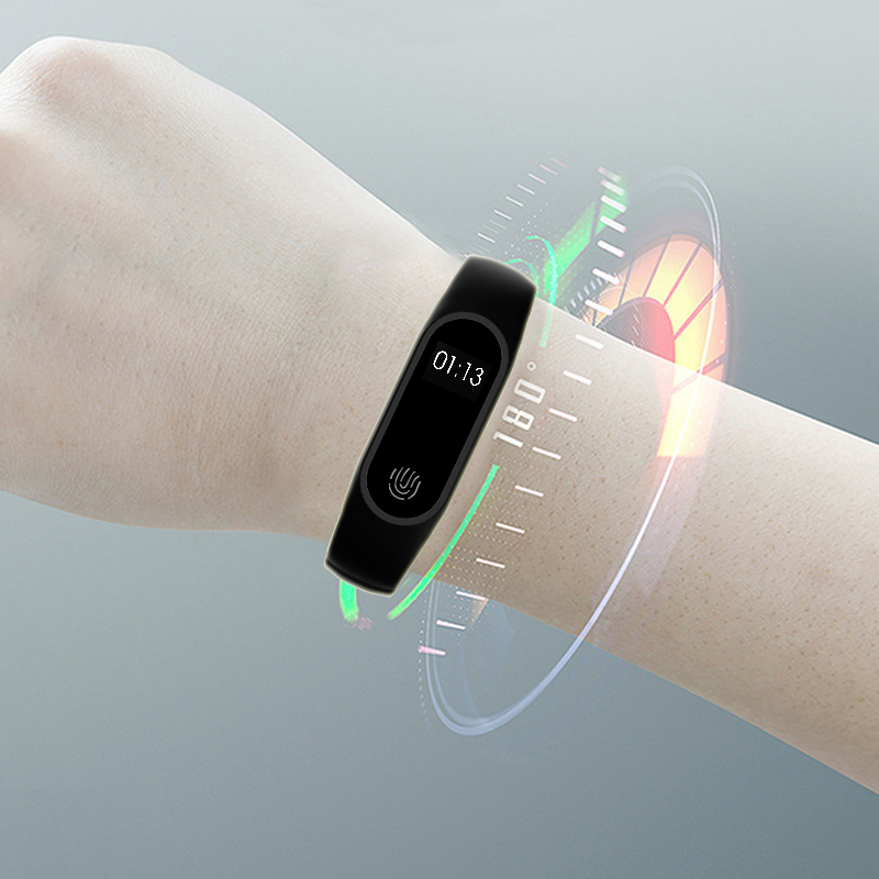 Sport Bracelet Watch Women Ladies Wristwatch Electronic LED Digital Wrist Watches For Women Clock Female Hours