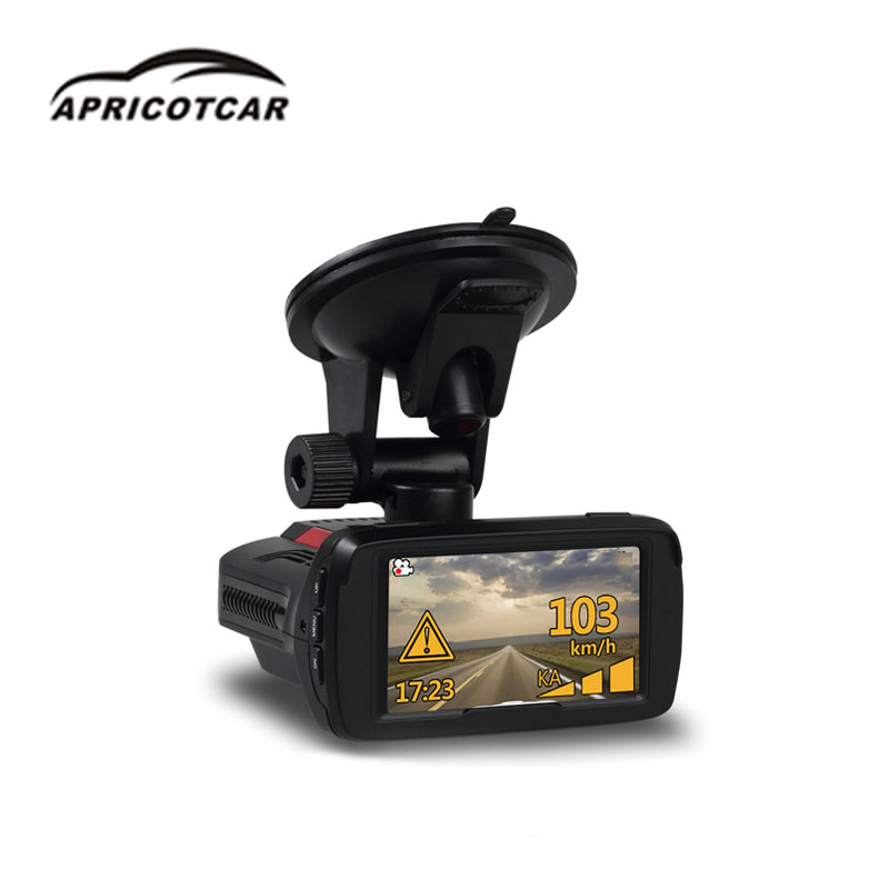 2.7'' High definition 1296P Driving Recorder Cloud Electronic Dog HD Night Vision Recorder,Bult In GPS and Radar Detector, Wdr