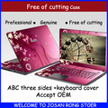High Quality Laptop Case Notebook Cover Protective Film Computer Shell Skin Latpop Sticker For Asus X502 15.6 inch All Cover