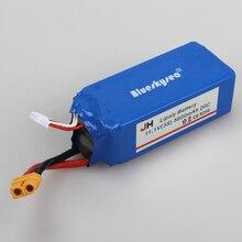 Blueskysea 2 PCS Rechargeable 11.1V 5600mah Lipoly BatteryFor Cheerson CX-20 RC Quadcopter