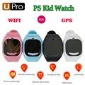 UPro P5 GPS дети смотреть GSM Smart Watch Intelligente Локатор Трекер Анти-Потерянный Пульт Дистанционного Монитор Smartwatch Подарок Для Детей ПК Q90