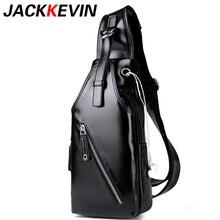 Berühmte Marke Tasche Männer Brust Pack Einzigen Schultergurt Pack PU-Material Freizeittasche Männer Mode Handtaschen Rucksack Brust tasche
