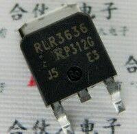 10 قطع IRLR3636 IR LR3636 IRLR3636PBF SOT252