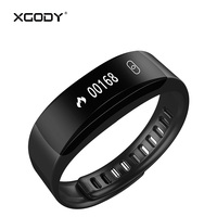 XGODY K8 Bluetooth Smart Watch Men Fitness Bracelet Android IOS Pedometer Heart Rate Blood Pressure Calories
