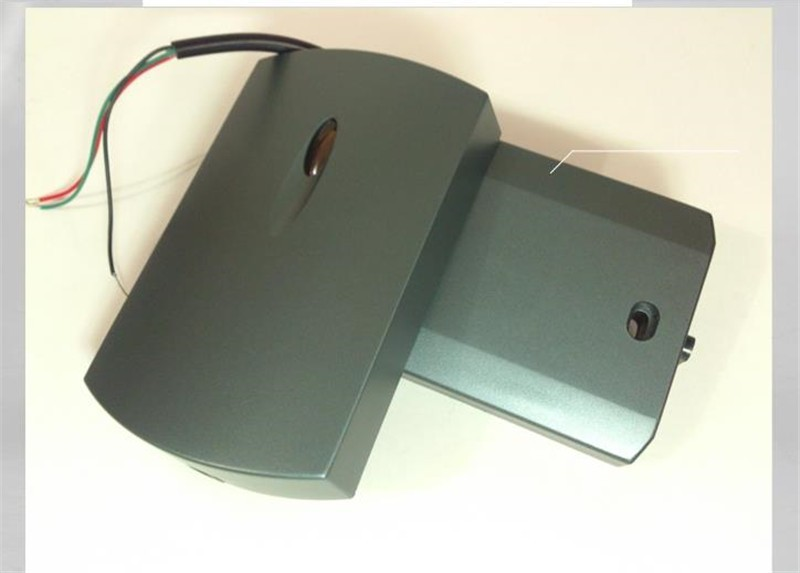125KHZ RS485 The Teardrop-shaped Outdoor ID Reader RFID EM Card Reader For Access Control 5pcs lot free shipping outdoor 125khz em id weigand 26 proximity access control rfid card reader with two led lights