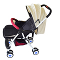 New Design Foldable Baby Strollers Prams and Baby Carriage with Safety Wheel Stroller For Newborn  Mother buggy