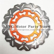 Disque de frein avant flottant surdimensionné, 320MM, pour moto KTM, Rotor pour modèle EXC GS EXCF SX SXF SXS XC XCR XCW XCF XCRF MXC MX SMR SIX DAYS Supermoto