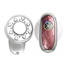 РФ Ультразвуковая светодиодный радиочастот массажер для похудения машина, сжигатель жира антицеллюлитный Lipo кожи Красота устройства