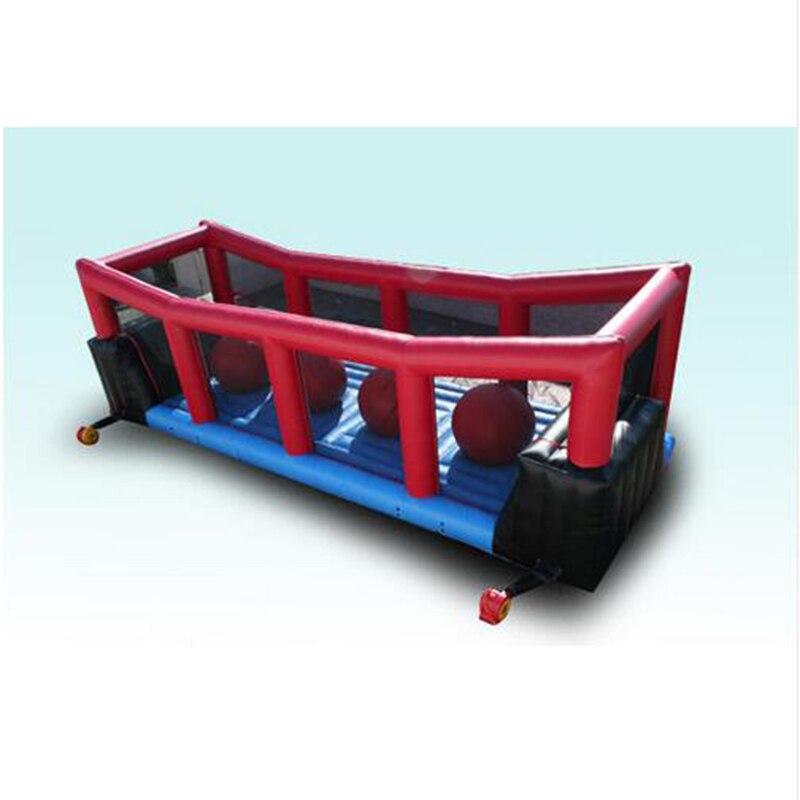 Offre spéciale jeu de sport gonflable PVC jeu compétitif gonflable en vente