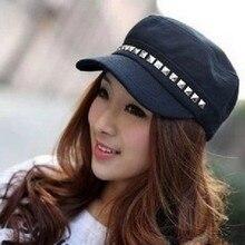 Classic Service Army sport Snapback hats Women Jazz style Baseball Caps Military Patrol flat hats