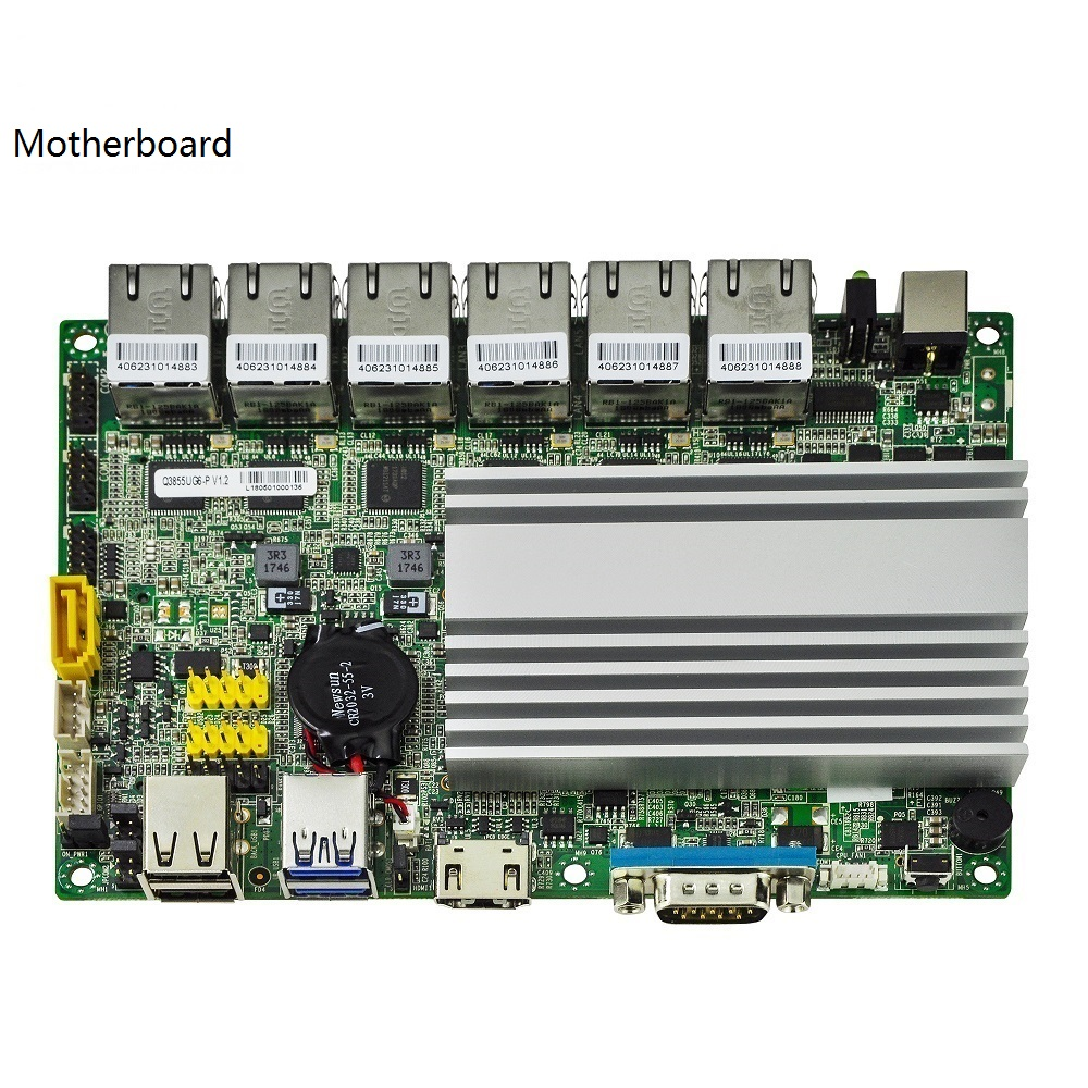 mainboard of the mini pc