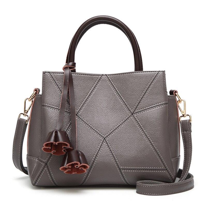 Stylish handbag 2018 new 100 lap brand women's bag one shoulder oblique cross women's bag stylish cami full floral women s bodycon dress