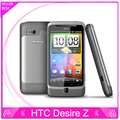 A7272 первоначально открынный HTC Desire Z сотовый телефон 1.5 ГБ 3 г мп GPS WIFI Android OS 2.2 QWERTY слайд смартфон бесплатная доставка