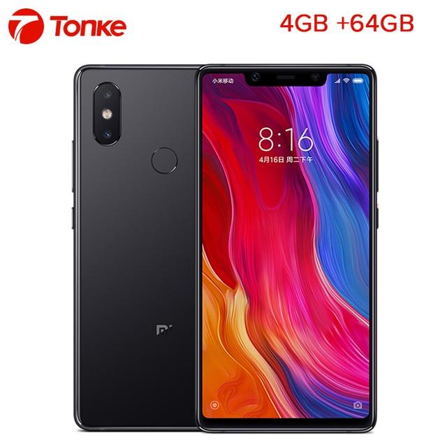 "Pre-Sale Original Xiaomi Mi8 SE Mi 8 SE Snapdragon 710 4GB RAM 64GB ROM Octa Core 5.88"" 2144x1080P Fingerprint ID Mobile Phone"