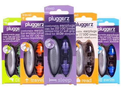 nova pluggerz viagem dormir tampoes de ouvido anti ronco anti ruido nadar tampoes de
