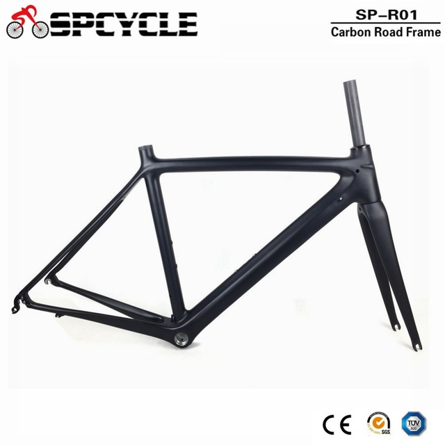 Spcycle UltraLight T1000 Full Carbon Road Bike Frame China Factory ...