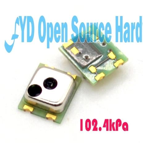1pcs 102.4KPa absolute gas pressure sensor module 0-5V  XGZP6868 atmospheric pressure altimeter1pcs 102.4KPa absolute gas pressure sensor module 0-5V  XGZP6868 atmospheric pressure altimeter