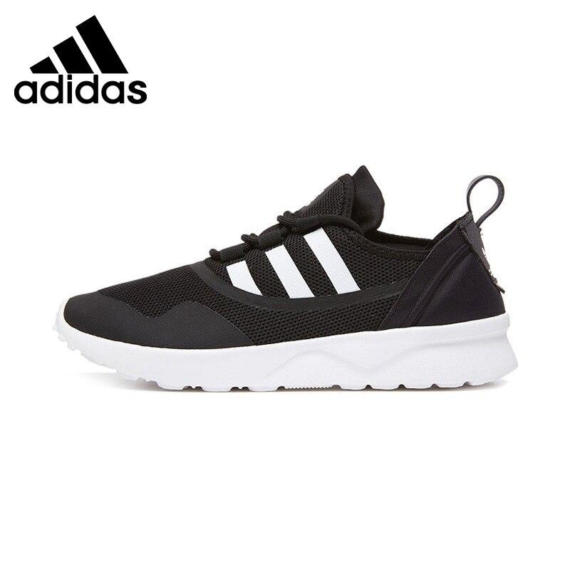 Prix pour Original Nouvelle Arrivée 2017 Adidas Originals ZX FLUX Femmes de Planche À Roulettes Chaussures Sneakers
