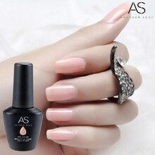 UV Nude Gel Nail Polish Pink High Quality Long-lasting Soak Off  LED Manicure Beauty DIY Nail Art Tools 12colors 12ml