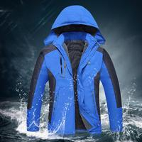 2017 The North Of Fashion Winter Men S Coat Waterproof Windproof Warm Winter Thick Bomber Jacket