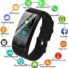 BANGWEI Smart Watch Women Health Monitoring LED Color Screen Information Reminder Pedometer IP68 Waterproof Smart Sport Watch цены онлайн