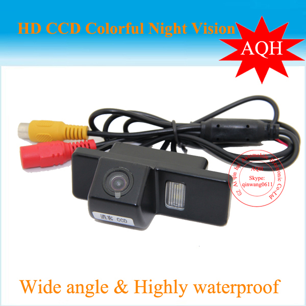 SONY CCD Car Rear View Reverse CAMERA for Nissan QASHQAI X TRAIL Geniss Citroen C4 C5