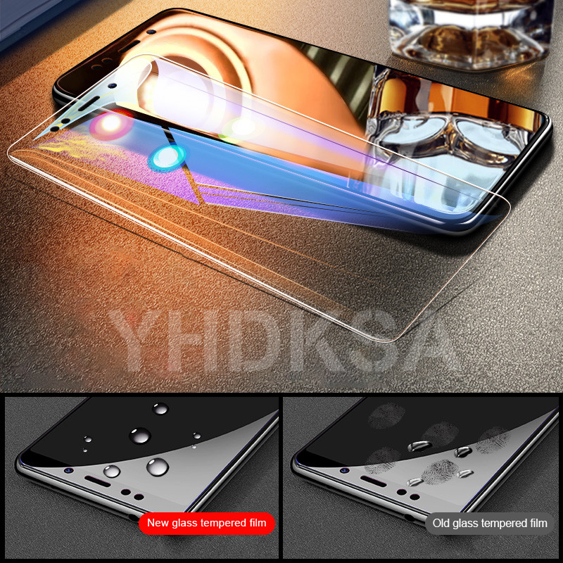 HOT SALE] 9H Tempered Glass on the For Xiaomi Redmi 5 Plus