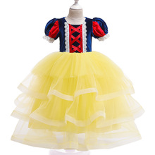 Girl Halloween Dresses Cinderella Girls Elsa Dress 2019 Christmas Children Cosplay Clothing Kids Birthday Party Princess Dresses цены онлайн