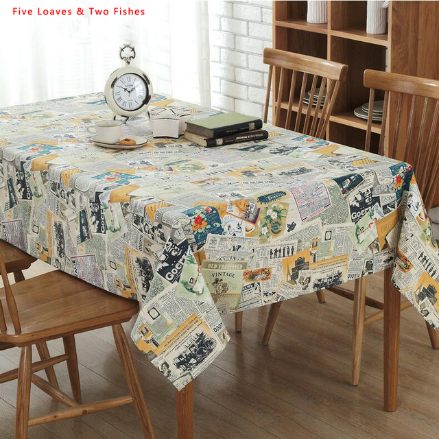 Free Shipping Magazine Patchwork Square Tablecloths Cotton Linen Tablecloth  Rectangular Table Cloth Solid Table Cover Manteles
